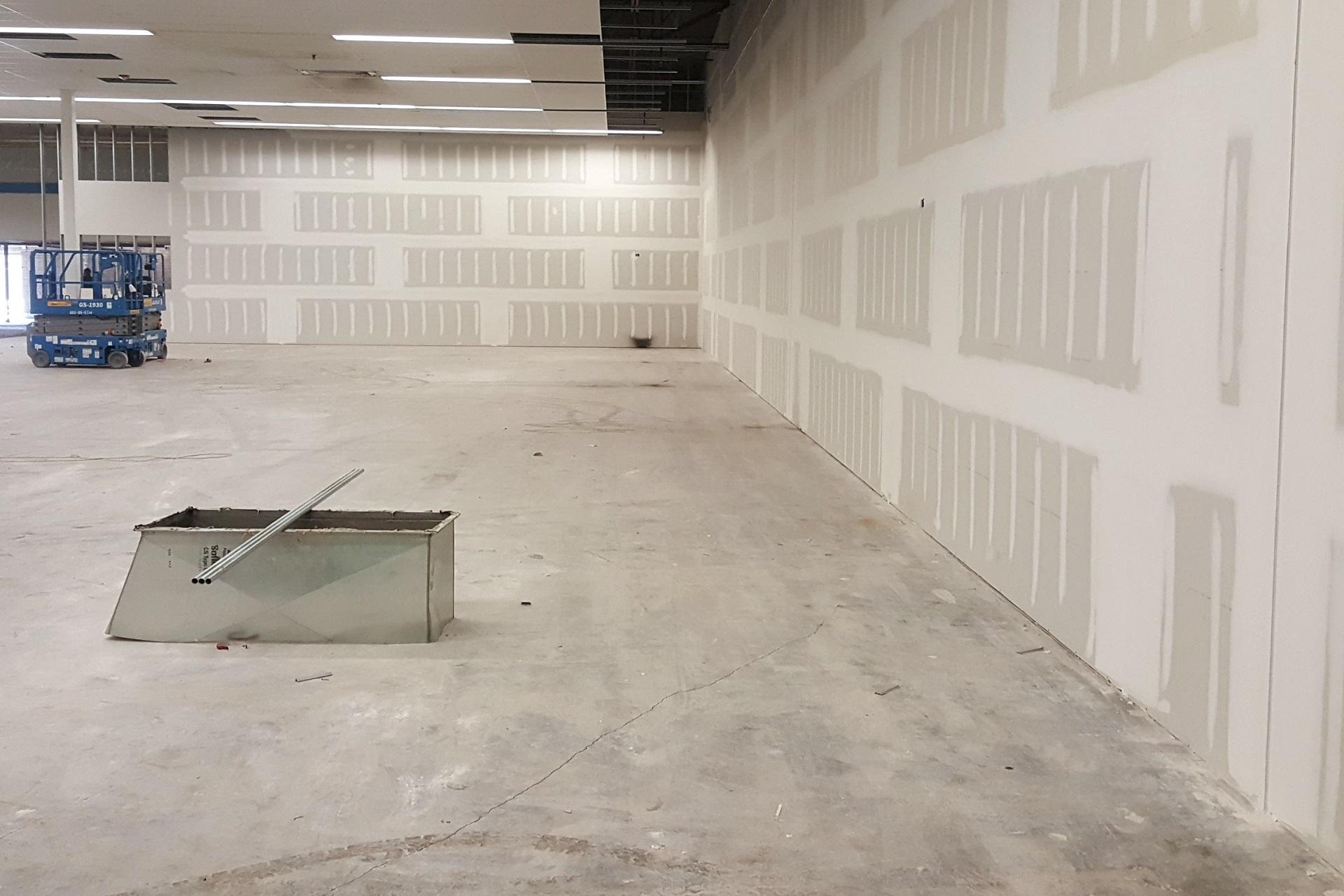 Drywall com a Isoline do Brasil